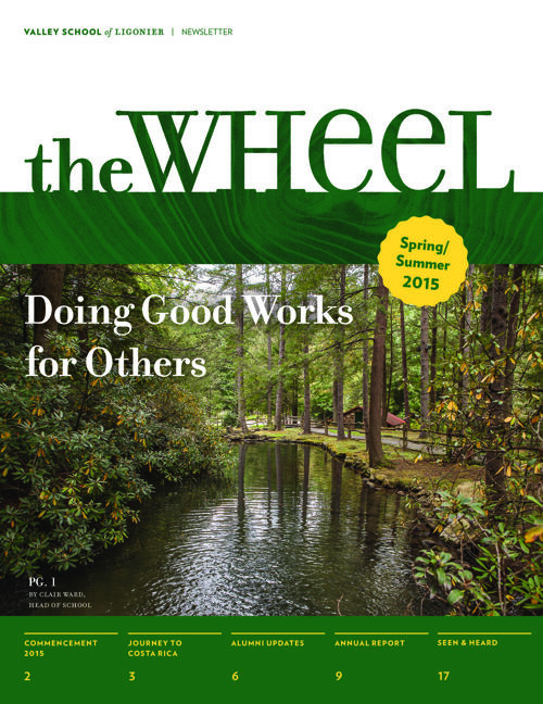 The Wheel Spring-Summer 2015