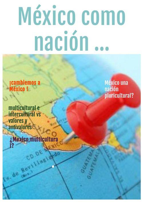 mexico como nacion ...