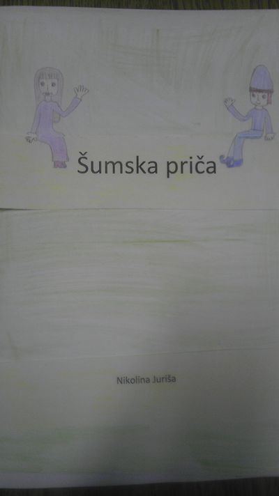 Nikolina Juriša, Šumska priča