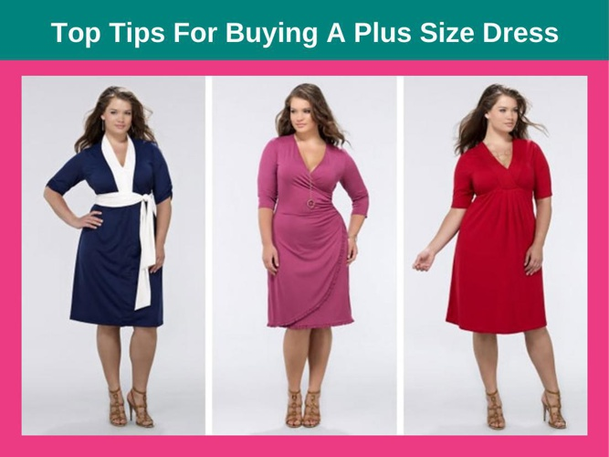Top Tips For Buying A Plus Size Dress