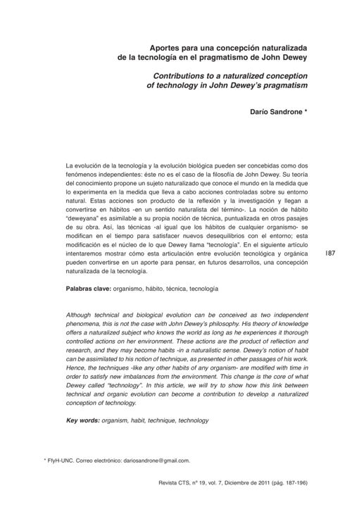 VOL07/N19 - Sandrone