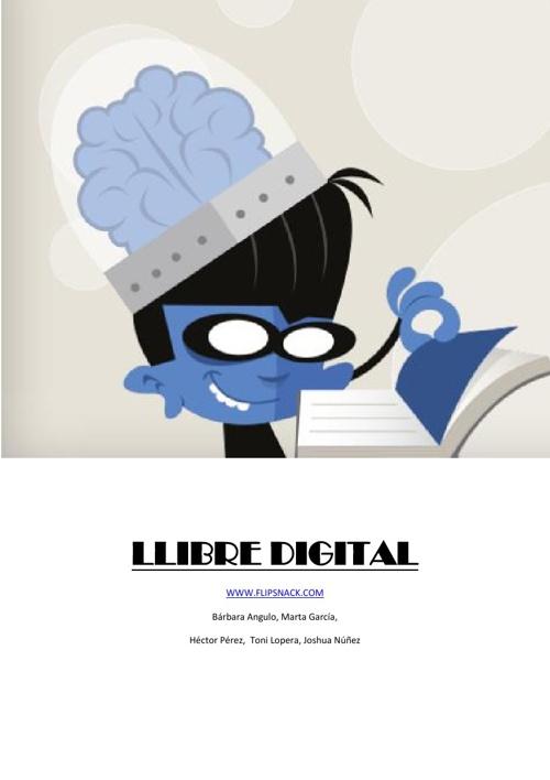 Com realitzar un llibre digital?