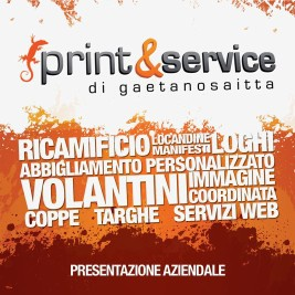 Print&Service Brochure