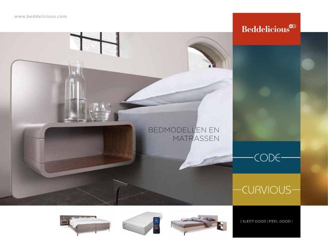 Beddelicious CODE & CURVIOUS brochure