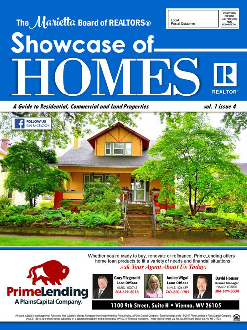 Showcase of Homes | June 2017