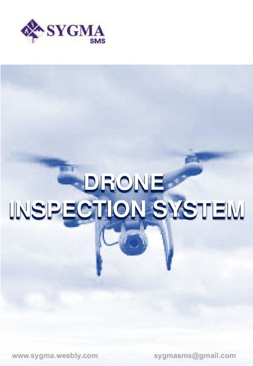 SYGMA SMS Drone Inspection System