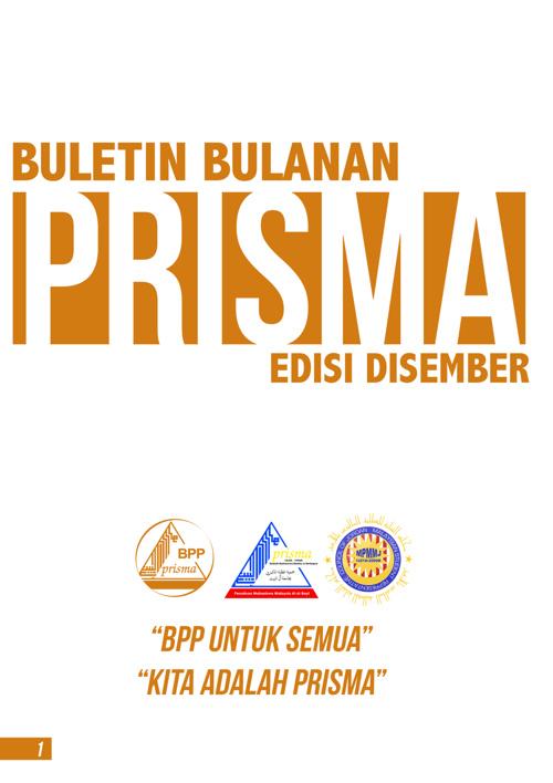 Buletin Bulanan PRISMA | Edisi Disember 2014