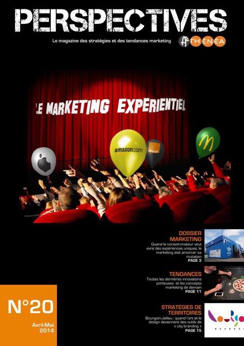 Perspectives N°20 - Avril - Mai 2014 - Athénéa Conseils