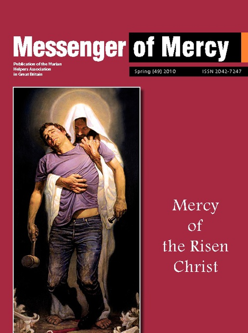 Messenger of Mercy issue 49 - Spring 2010