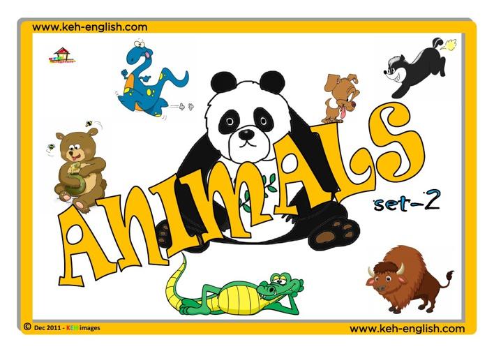 Animals - Set 2 (FREE)