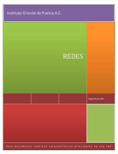 Redes Revista 1