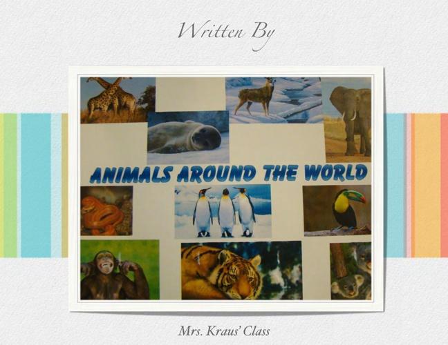 animals around the world small