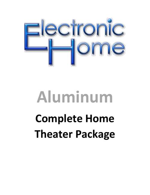 EH Aluminum Theater Package
