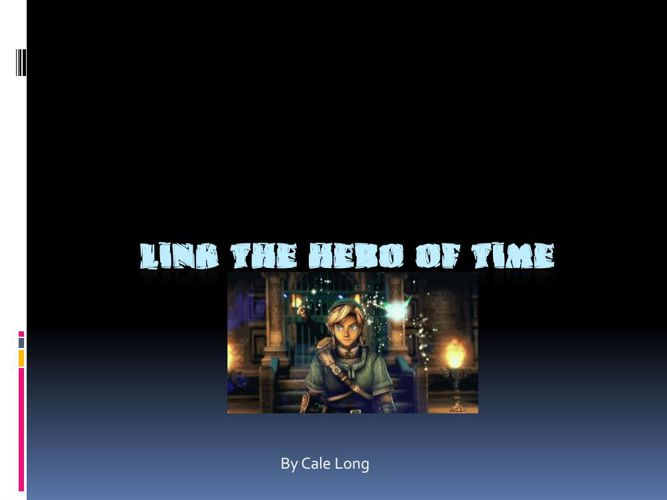 Link The Hero Of Time 2.0