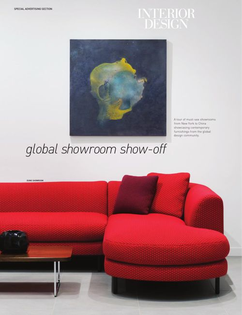 Global Showroom Show-off advertorial
