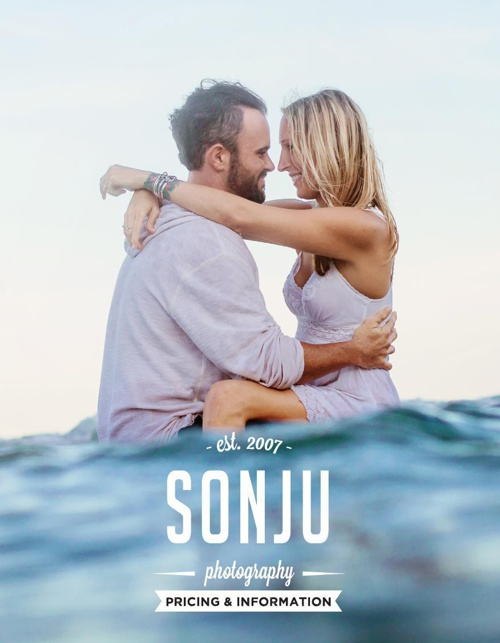 Sonju Photography Session Guide