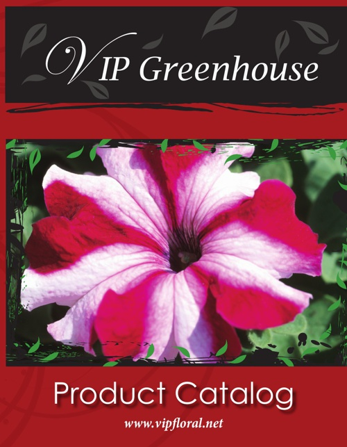 VIP Greenhouse Product Catalog