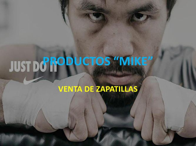 PRODUCTOS MIKE BEN