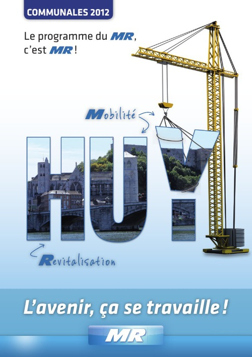 Programme MR Huy