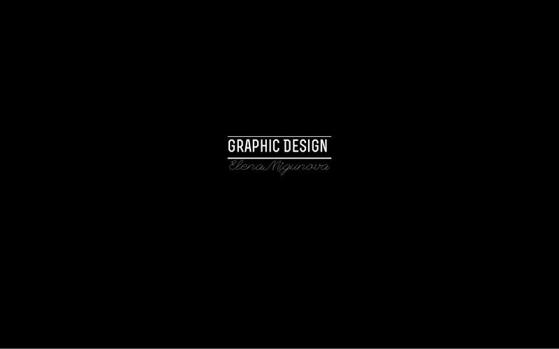 Elena Migunova | Graphic Design Portfolio