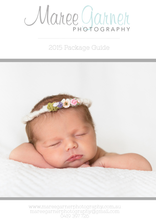 Newborn Photo Packages