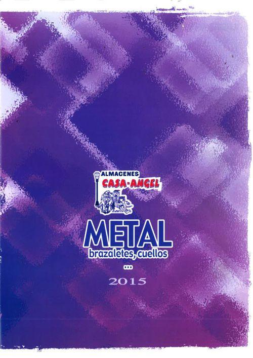 Catálogo Complementos de Metal