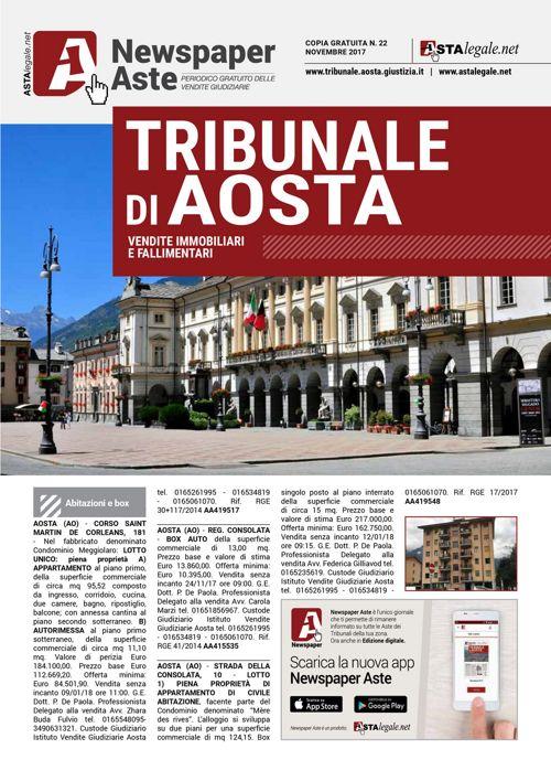 Aosta novembre 2017