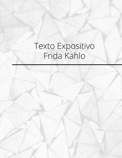 Lía Fernanda González Rendón 2ºB-1 Texto expositivo