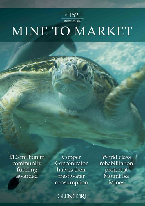 Mine to Market No. 152 March/April 2017