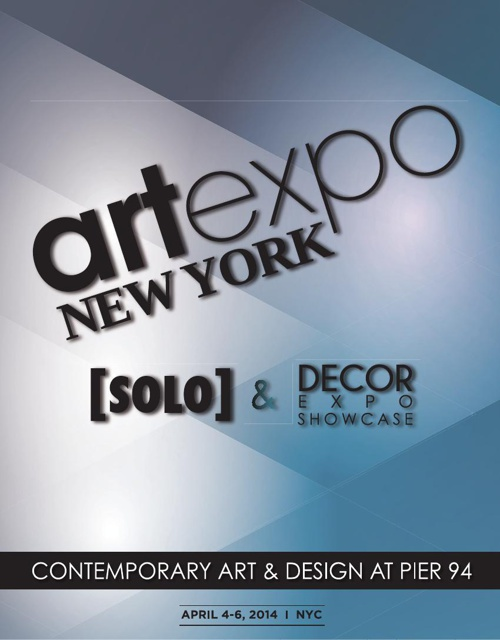 Artexpo New York 2014