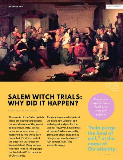 Salem Times Magazine