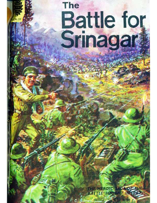 Battle of Srinagar
