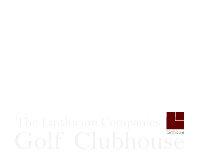 Linthicum - Golf Clubhouse