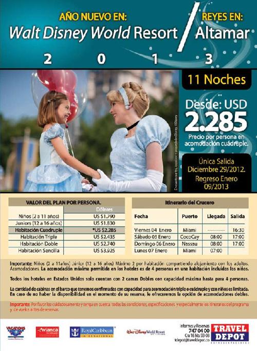 Disney&Reyes