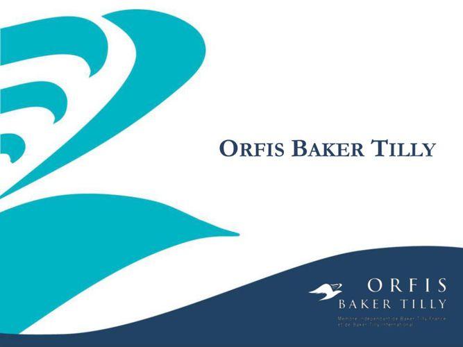 Orfis Baker Tilly présentation générique