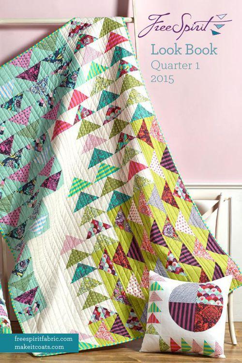 FreeSpirit Fabric Look Book 2015 Quarter 1