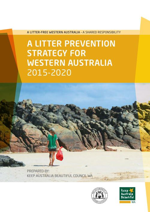 Litter Prevention Strategy 2015-2020