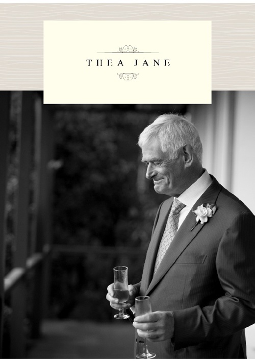 Thea Jane Photography Wedding Information