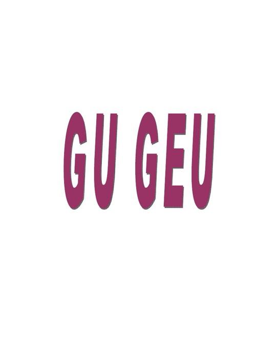 GU GEU