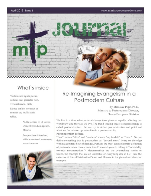 MTP Journal