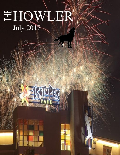 The Howler July