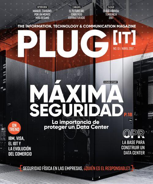 PlugIT Mag, No. 1. Abril 2017.