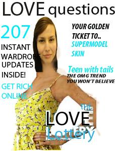 Shaniya's magazine.