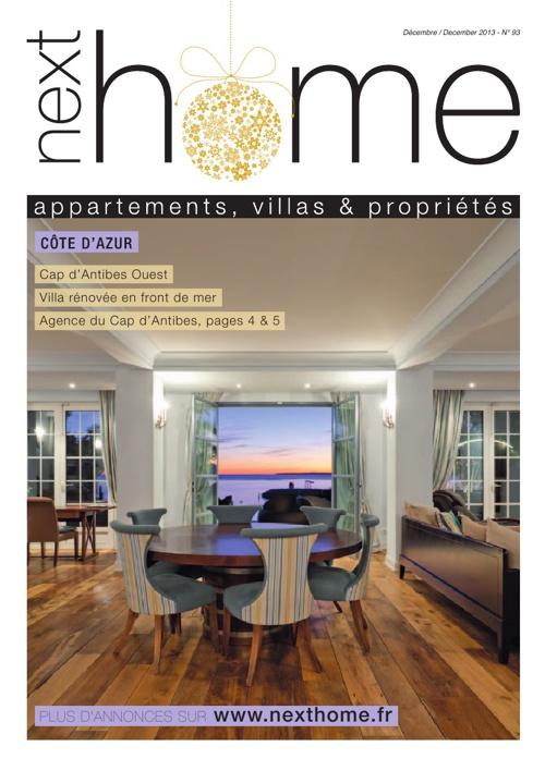 Magazine Nexthome Decembre 2013