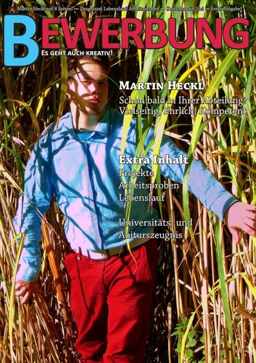 Bewerbungs-Magazin Martin Heckl