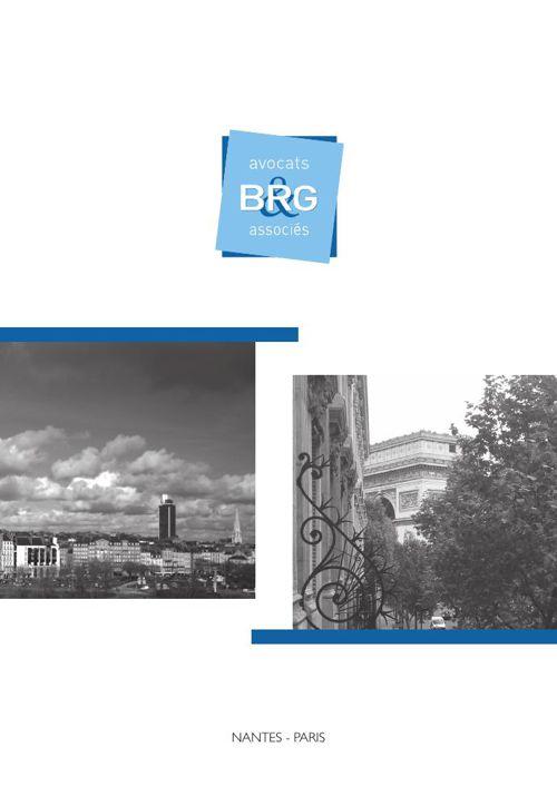 Cabinet d'avocats BRG Nantes Paris