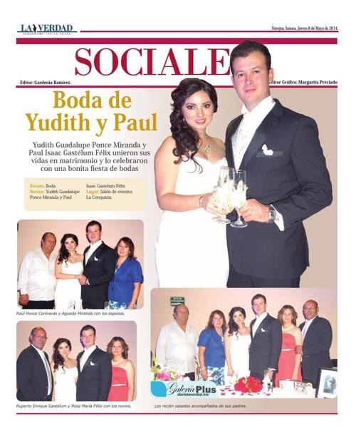SOCIALES 8 DE MAYO DE 2014