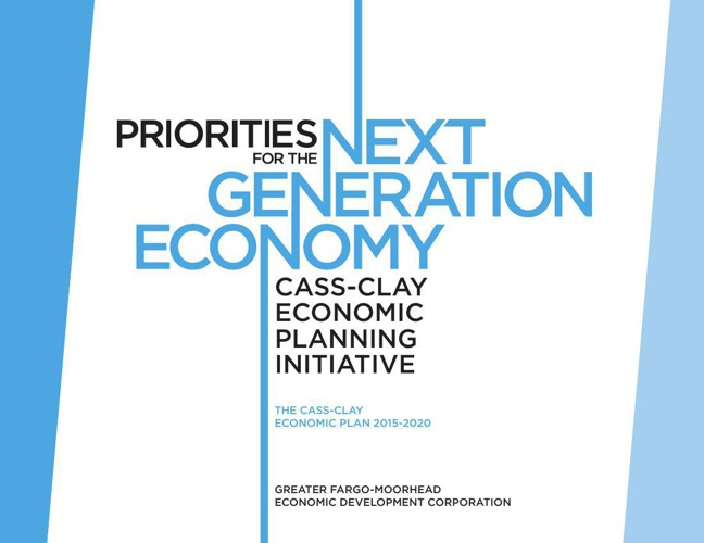 Cass, N.D. - Clay, Minn. Economic Development Strategic Plan