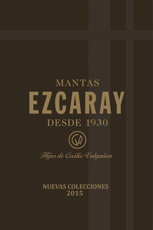 MANTAS EZCARAY Nuevas Colecciones 2015