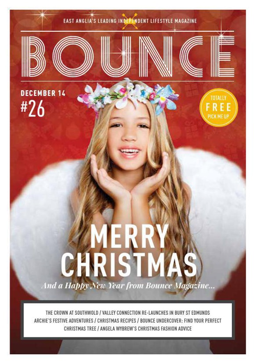 Bounce Magazine December Edition 2014